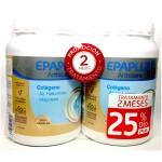 Duplo Epaplus Colageno + Hialuronico + Magnesio Sabor Vainilla 2 x 332 g 25% Descuento