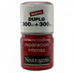 Duplo Neutrogena Balsamo Corporal Reparacion Intensa 2 x 300 ml