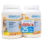 Duplo Epaplus Arthicare con Colageno + Silicio Sabor Limon 2 x 334 g Disolucion Instant 25% Descuento 2ª Unidad
