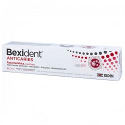 Bexident Anticaries Pasta Dentifrica 125 ml