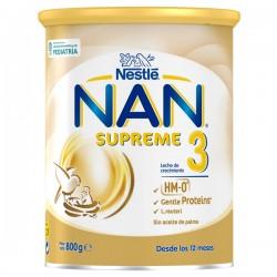 Leche Nan 3 Supreme 800 g