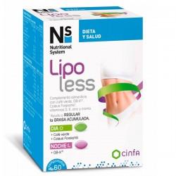 Ns Lipoless 60 comprimidos (Nueva Presentacion)