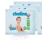 Pañal Chelino Fashion & Love Talla 6
