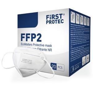 Caja Mascarillas FFP2 JY-MF-B1 10 Unidades CE 0598, Gomas soft, 5 capas, Homologación europea.