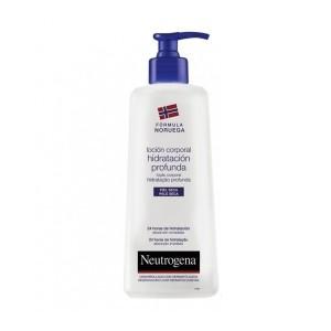 Loción Corporal Neutrogena Hidratación Profunda Piel Seca 400 ml