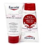 Duplo Crema de Manos Eucerin 2 x 75 ml