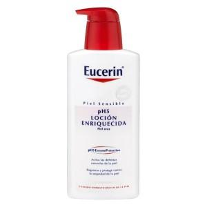 Locion Enriquecida Eucerin 400 ml