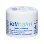 Letibalm Balsamo Reparador Nariz y Labios Tarro 10 ml