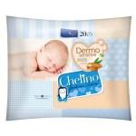 Toallitas Chelino Dermo Sensitive 20 unidades
