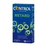 Preservativos Control Retard 12 unidades