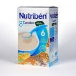 Nutriben 8 cereales con Efecto Bifidus