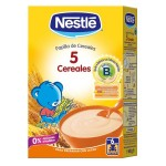 Nestle 5 cereales 600 g