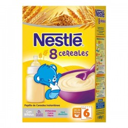 Nestle 8 cereales 600 g