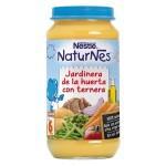 Naturnes Jardinera de la Huerta con Ternera Potito Nestle 250 g