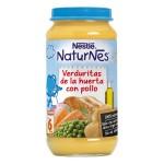 Naturnes Verduritas de la Huerta con Pollo Potito Nestle 250 g