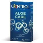 Preservativos Control Aloe Care 12 unidades
