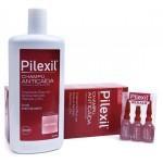 Pilexil Champu Anticaida 300 ml + Regalo Ampollas Anticaida