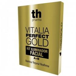 Kit Iluminador Facial V - Perfect Gold TH Pharma