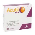Acutil EPA 30 capsulas