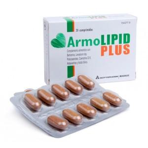 Resultado de imagen de Armolipid Plus 20 Comprimidos Recubiertos