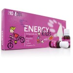 Energy Kids Homeosor 10 viales