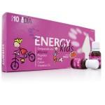 Energy Kids Homeosor 10 viales