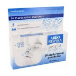 Arko Respira Dilatador Nasal Anatomico Tamaño Estandar