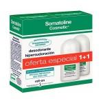 Duplo Desodorante Roll-on Antitranspirante Somatoline