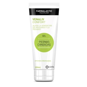 Venaliv Confort Gel Piernas Cansadas 250 ml