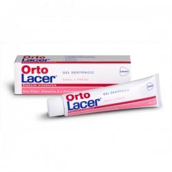 OrtoLacer Gel Dentífrico fresa 75 ml