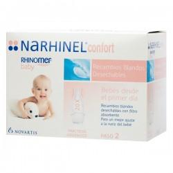 Narhinel Confort 20 recambios blandos