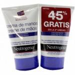 Neutrogena Crema de Manos Concentrada Duplo 2 x 50 ml (45% Dto. 2ª Unidad)