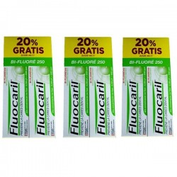 3 x Duplo Fluocaril 2 x 125 ml