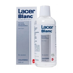 Colutorio Lacer Blanc d-MENTA 500 ml