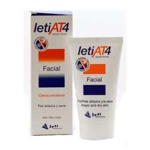 Crema Facial Leti AT4 50 ml