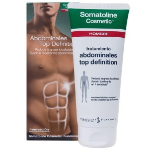 Somatoline Hombre Abdominales Top Definition 200 ml