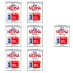 Lote 6 + 1 Nidina 3 Premium 800 g