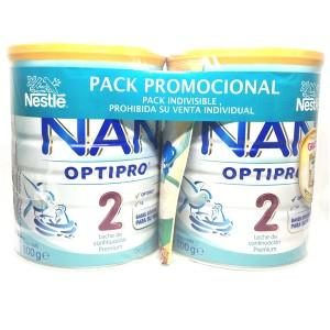 Duplo Nan 2 Optipro Expert 2 x 800 g
