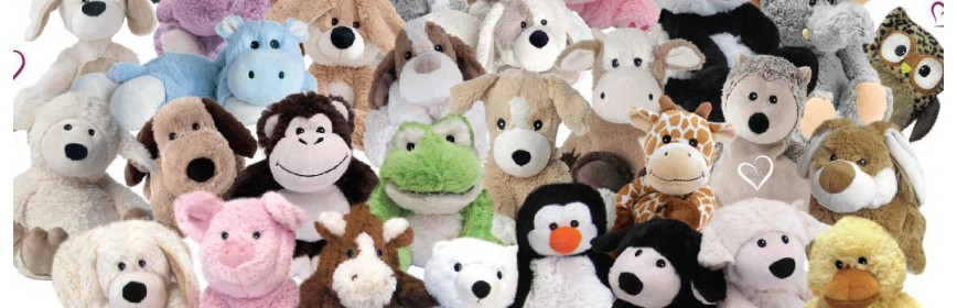 Peluches y Juguetes
